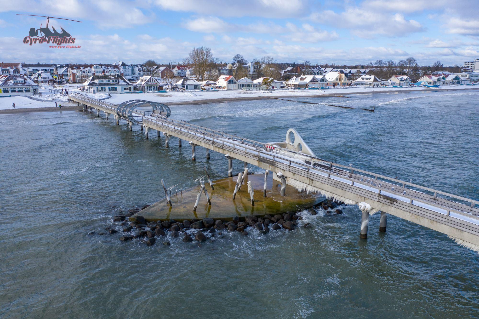Kellenhusen Seebrücke